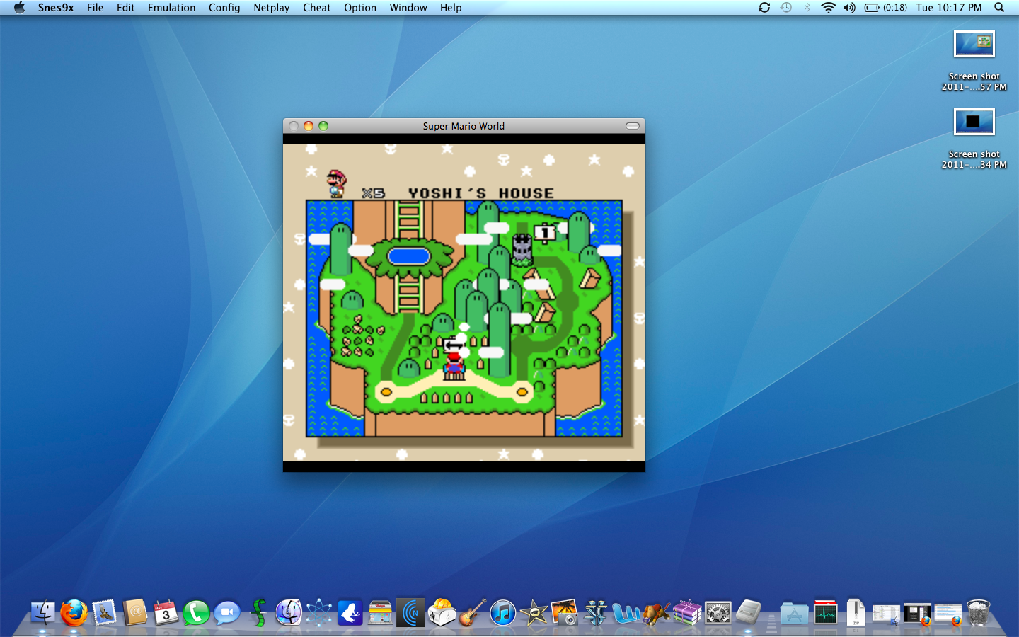 SNES9x for Mac OSX Updated | Mac Emulators Blog