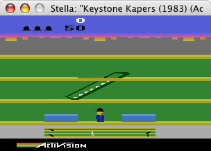 how to use stella atari emulator